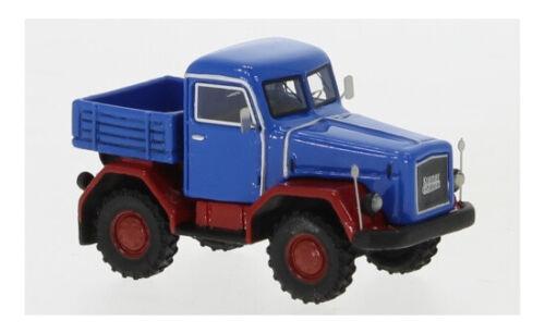 #87751 BoS-Models Kramer U800 1955-1:87 blau//rot