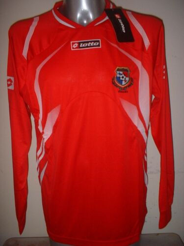 Panama NEW Lotto BNIB Adult S M L XL Football Soccer Shirt Jersey World Cup Top