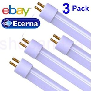 Eterna T4 fluorescent Tube Choice 6W-10W-16W-20W 3400K under ...