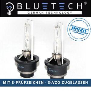 2x-D2S-XENON-Brenner-Original-BLUETECH-fuer-MERCEDES-BENZ-W203-S203-W210