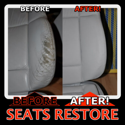 XC90//S80//S60//V40//V70 LIGHT TAUPE Leather Seat Coloring TOUCH UP KITS VOLVO