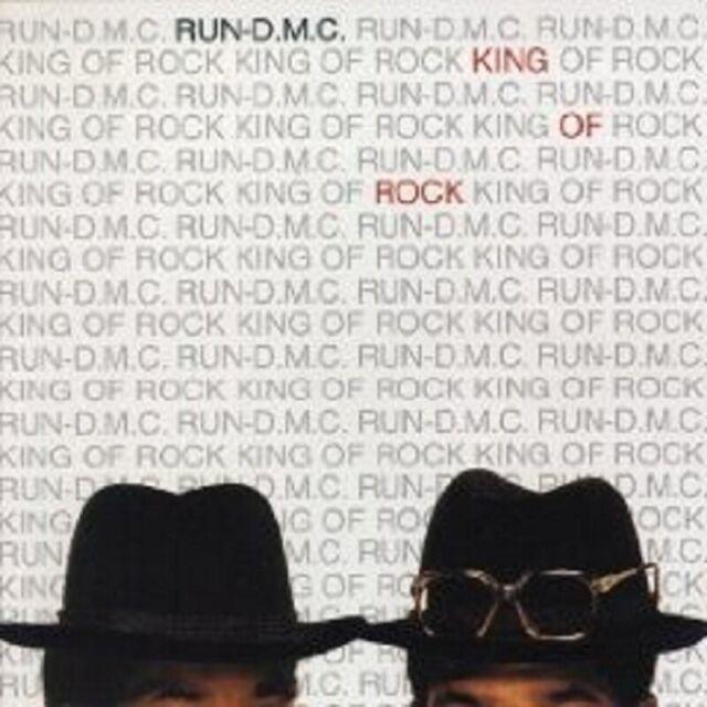 "RUN DMC ""KING OF ROCK"" CD HIP HOP 13 TRACKS NEU"