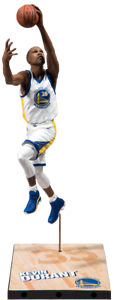 NBA Basketball - 2k19 Kevin Durant 18 cm Action Figure (Series 1)
