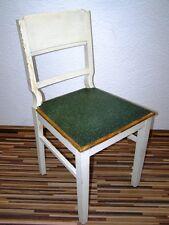 Alter Holz Stuhl Kult Vintage Design, 50er Jahre Küchenstuhl Chair