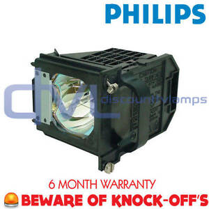 PHILIPS-Lamp-with-Housing-for-MITSUBISHI-915P061010-915P061A10