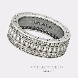 15eb3f7e96aa02 Image is loading Authentic-Pandora-Silver-Forever-Pandora-Clear-CZ-Ring-
