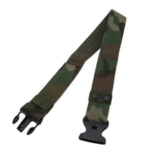 UtilityTactical Adjustable Waist Belt Outdoor Hiking Climbing Hunting Waistband