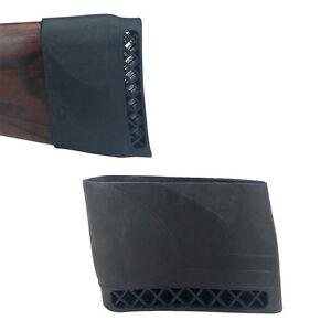 Gun Recoil Pad Buttstock Shooting Extension Shotgun Gun Butt Protector Rubber