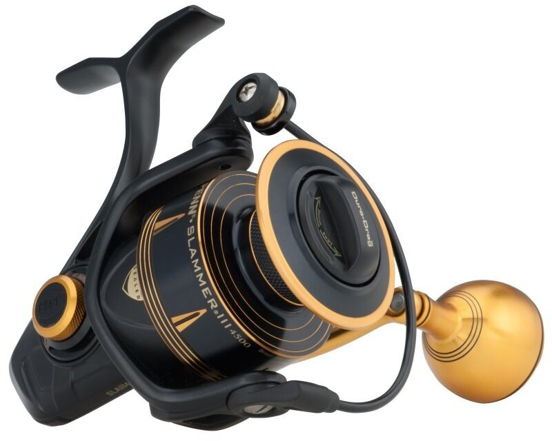 PENN SLAMMER III - Ultimate Saltwater Spinning Reel - Größes: 3500 4500 5500 6500