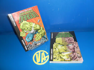 Comics-ARCHIVES-the-SAVAGE-DRAGON-recopilatorio-B-N-del-1-al-21