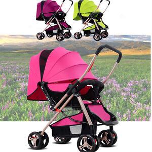 NEU Safe Baby Kinderwagen Buggy Jogger Sportwagen Kinder Sport Auto 3 Farben HOT