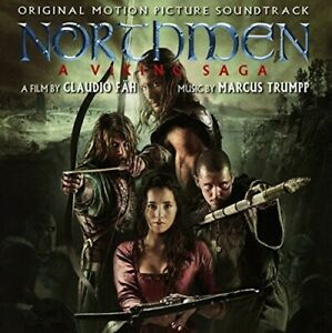 Marcus-est-Trumpp-Northmen-A-Viking-Saga-CD-NEUF