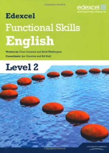 Edexcel Level 2 Functional English Student Book (Edexcel Functional ... NEW BOOK