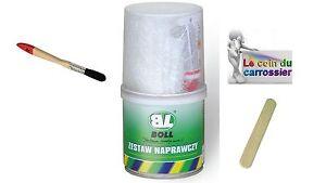 1 Kit réparation resine polyester, auto, bateau, carrosserie