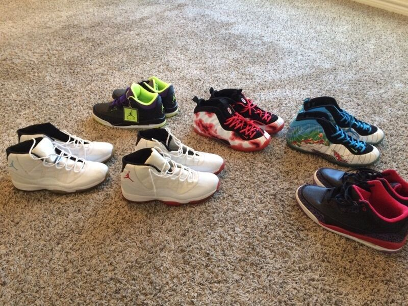 Jordans and and and other schuhe (lot) a32d5d