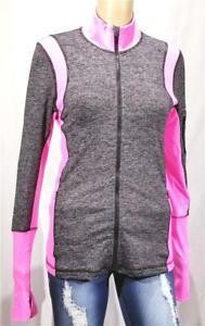 Marl Træningsjakke Hot Pink New Womens Running Sort p Vsx Secret S Victorias fwxz0zCqR
