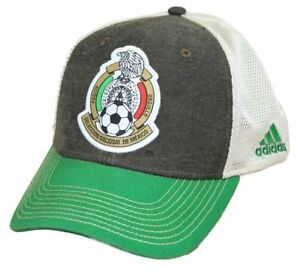 b821270436a Image is loading Mexico-Mexican-Soccer-Futbol-Adidas-Structured-Mesh-Back-