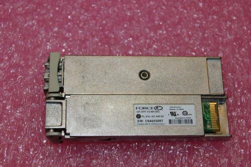 GP-XFP-1S Force 10 LC-CB-10G-8P 10GB LC XFP Module PL-XXL-SC-S45-81 S43-81