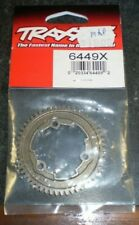 Traxxas 6449X 54-T Steel 1.0 Metric Pitch 20/° Pressure Angle Spur Gear