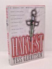 Harvest: A Novel by Tess Gerritsen