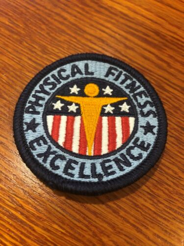 """Military Patch US Army Physical Fitness Excellence Authentic-Sew On NEW 2.75/"""""""