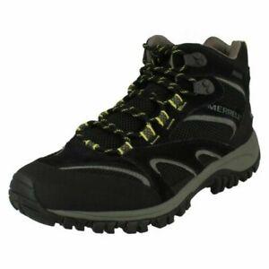 Mens-Merrell-Waterproof-Walking-Boots-Phoenix-Mid
