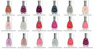 SALLY-HANSEN-No-Chip-DIAMOND-STRENGTH-Nail-Polish-Color-F-P-YOU-CHOOSE-New-1b