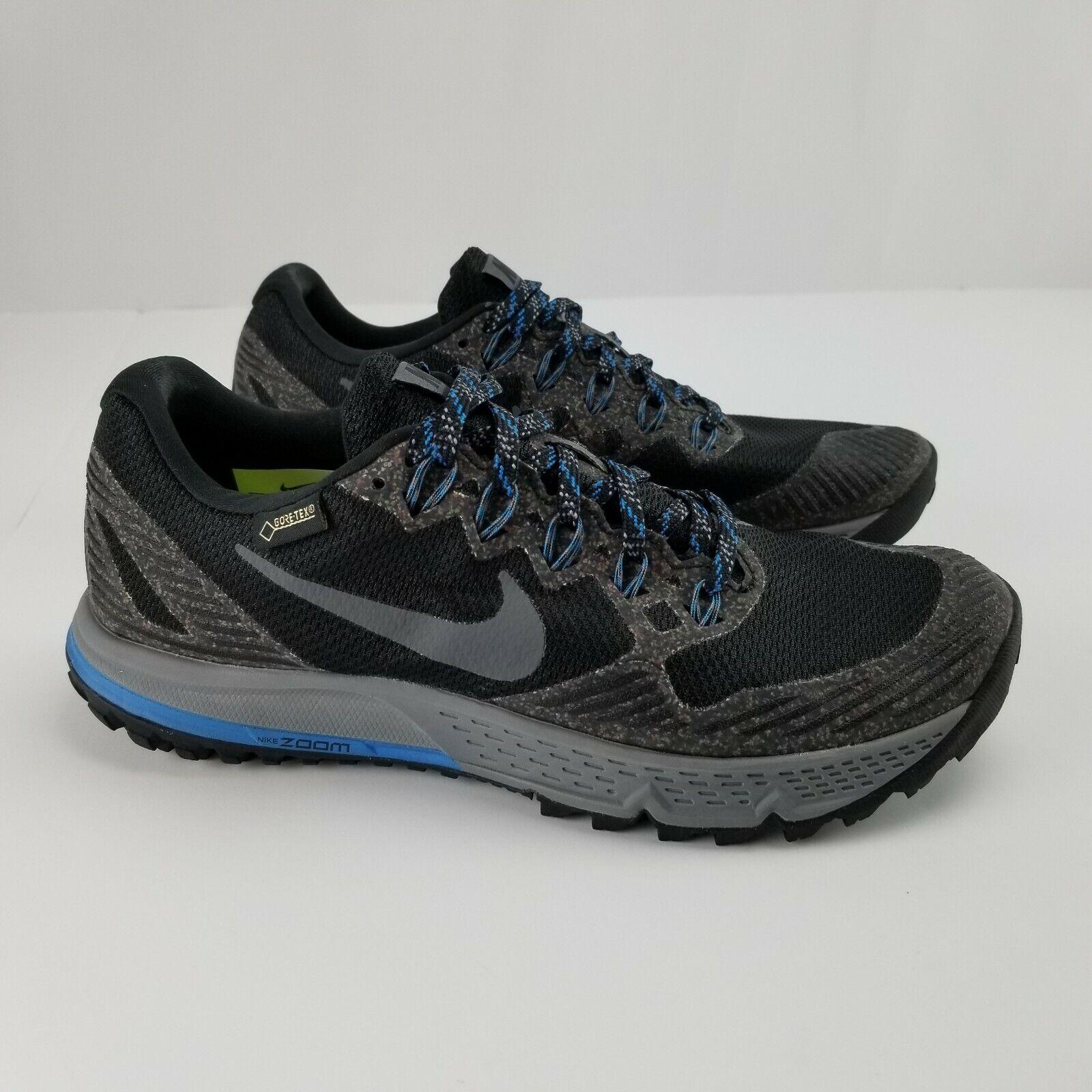 Nike Air Air Air Zoom Wildhorse 3 GTX Mens Sz 7.5 Running shoes NEW 805569-001 RARE 2931a2