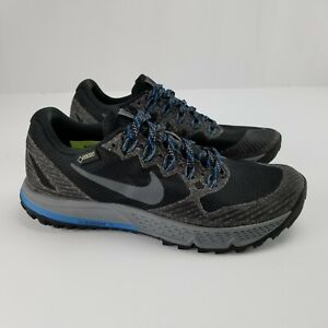 6de965aade935e Nike Air Zoom Wildhorse 3 GTX Mens Sz 7.5 Running Shoes NEW 805569 ...