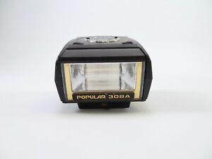 Popular-30BA-Shoe-Mount-Auto-Thyristor-Flash-with-Bounce-Reflector-Card-in-EC