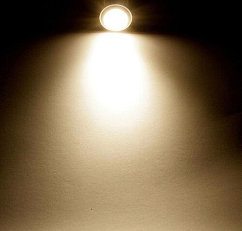 LED Spot Strahler Mini Einbau Spots IP20 eckig Deckenspots A+ww//kw