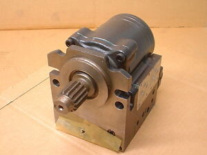 nippon gerotor co eis 25603003 hydraulic index motor