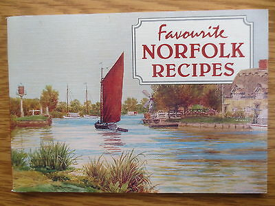 Cook Book Favourite Norfolk Recipes Regional Cookery Traditional Cooking Family