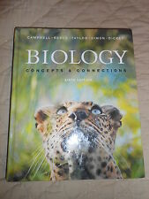 Biology: Concepts and Connections (Mastering Package Component Item) Hardcover
