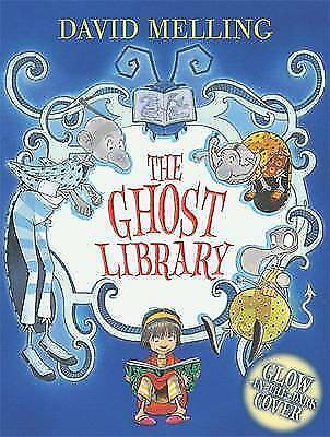 1 of 1 - The Ghost Library, Melling, David, New Book