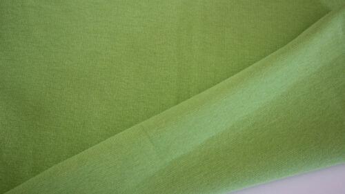 Bündchenware 50 x environ 34 cm dans le tuyau uni KIWI