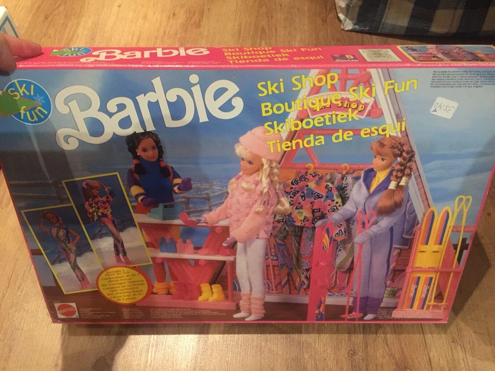 Barbie Sky Shop - opened 1990