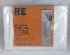 Room Essentials Hanging Wardrobe Closet White