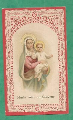 Liberaal Image Pieuse Holy Card Marie Mere Du Sauveur