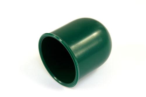 10x 50mm Green Tow Ball bar Cap Cover Towing Car Van Trailer Towball Protection