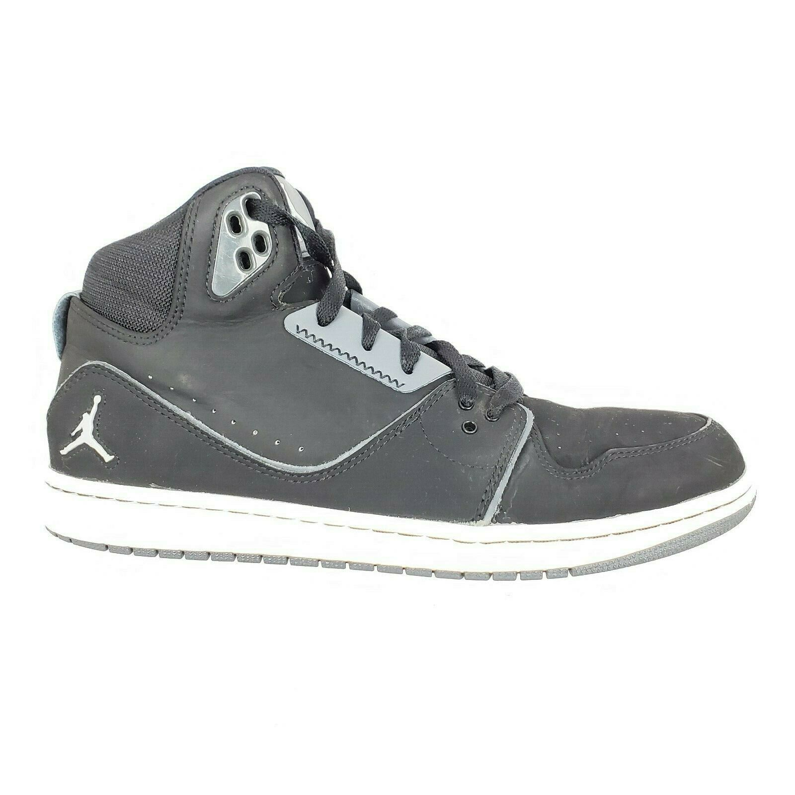 Air Jordan 1 Flight 2 shoes Mens Size 11 Black 555798-003