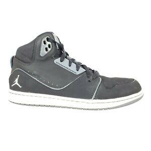 59ac0c914a44b3 Air Jordan 1 Flight 2 Shoes Mens Size 11 Black 555798-003
