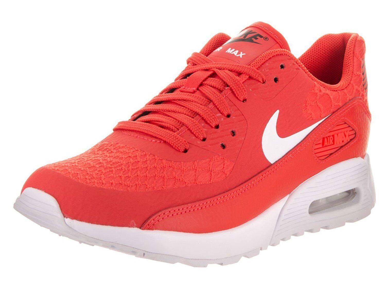 Nike Air Max 90 Ultra 2.0 Max orange White-Black (WS) (881106 800)