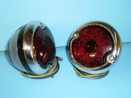 1935 - 1936  Ford Taillight set 1946 1947 1948 1949 1950 1951 1952 Ford pickup