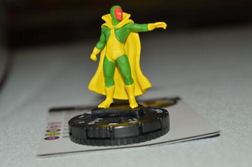 Marvel Heroclix Avengers//Defenders War Vision 006