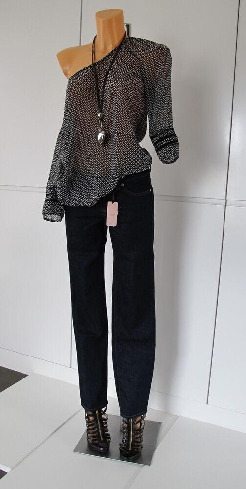 """""""r.e.d Valentino"""" Jeans Bleu, W26 Taille 34/36 Neuf Avec étiquette! Np 398,- €!!!"""