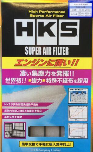 Genuine HKS Super Hybrid Sports Air Filter For S13 200SX CA18DET Turbo