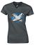 SCOZIA Bandiera Slash donna T-shirt scottish football Rugby fan regalo TOP colori