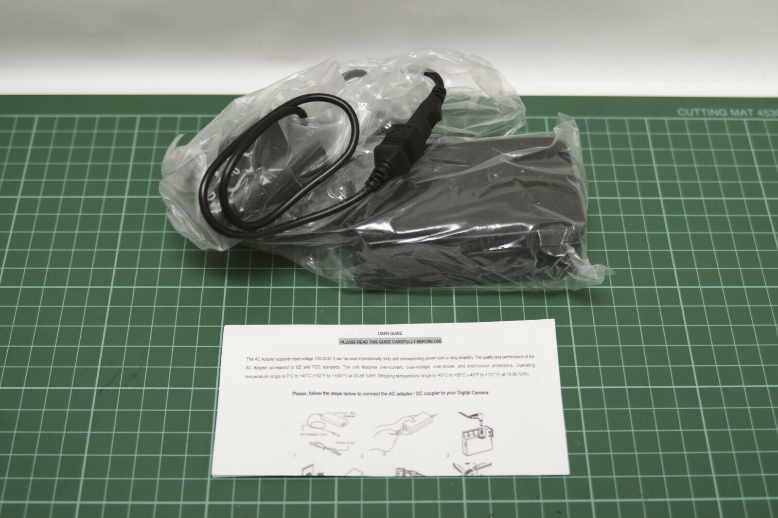 AC Mains Power Supply Adapter EP-5B EH-5 for Nikon D800 D7000 etc, Fast Dispatch