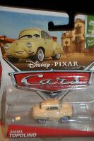 Disney Pixar Cars 2 mama Topolino In Package, Ship Worldwide